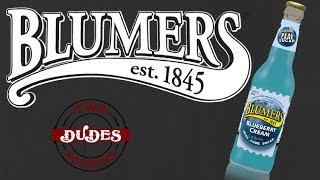 Blumer's Blueberry Cream Soda Review