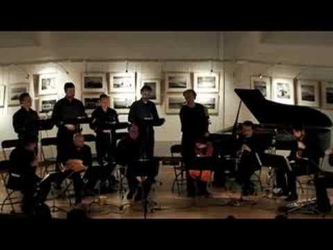 Karlheinz Stockhausen Tierkreis-Ars Nova (La Capilla + Het Collectief)