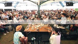 irish music party in 森 道 市場2016