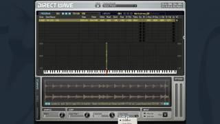 Directwave - Sample Loop Editing