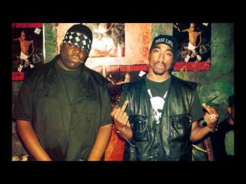 2pac Notorious BIG (Biggie Smalls) on...