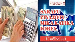 FAHAMU CURRENCY ZENYE KUINGIZA PESA ZAIDI KATIKA FOREX - PART 2 (FOREX TANZANIA)