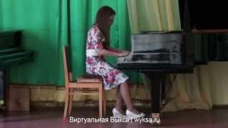 Выпускной экзамен фортепианного отделения (7 класс). ДМШ г. Выкса(http://wyksa.ru/2015/05/21/vypusknoi-ekzamen-fortepiannogo-otdeleniya-7-klass-dmsh-g-vyksa-video.html 15 мая 2015 г. в детской музыкальной школы г., 2015-05-20T19:13:15.000Z)