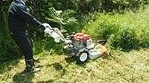 Kosilni traktorji za zahtevne terene OREC RM 98 0F in 83 G