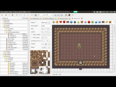 Solarus Tutorial [en] - Basics #16: How to create a sprite