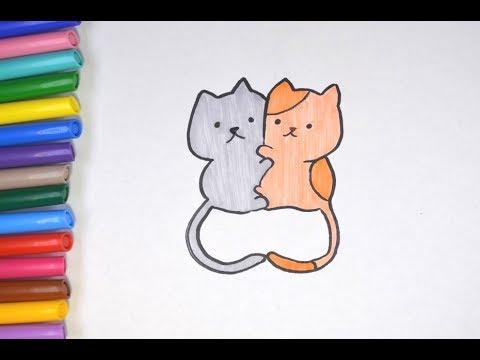 Рисуем два милых