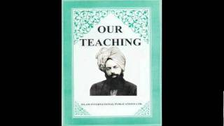 Our Teaching (Complete)  By Hadhrat Mirza Ghulam Ahmad of  Qadian