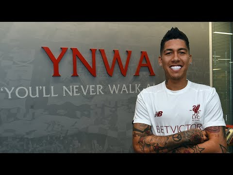 ???? Another Firmino 'NO LOOK' | Bobby agrees new long-term contract