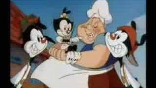 Animaniacs - Schnitzelbank (German)