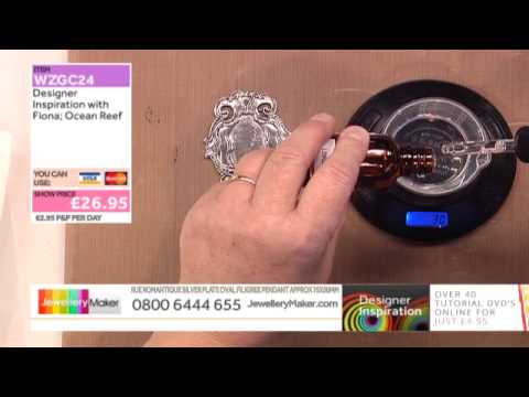 Working with Resin - JewelleryMaker DI LIVE 24/07/15