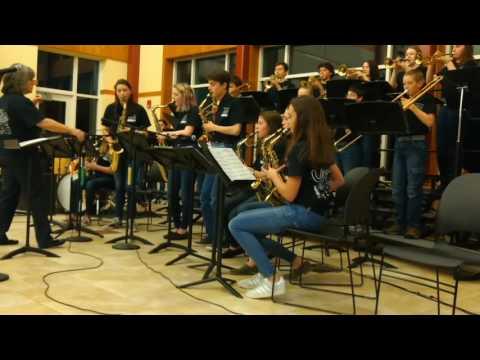SoPo Jazzapalooza 3/21/2017 Mahoney Jazz Band