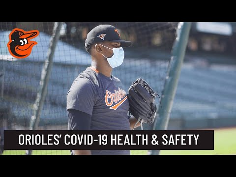 Baltimore Orioles' COVID-19 Health & Safety Measures