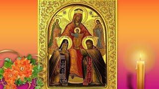 Иконе Божией Матери Печерской в день Eя памяти #православие #молитва #богородица #лавра