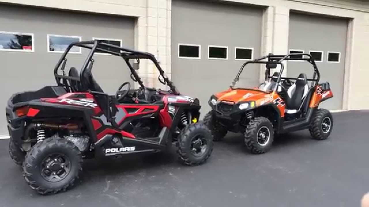 small resolution of 2015 polaris rzr 900 side by side review next to 2013 rzr 800 eddie vegas youtube