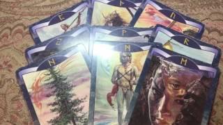 ЛЮБИТ ИЛИ НЕ ЛЮБИТ?ГАДАНИЕ НА РУНАХ.Divination on the runes/ШКОЛА ТАРО