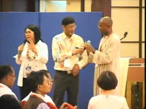 2nd Asia Oceania CCR Leader's Conf - Day 2 - Part 2a