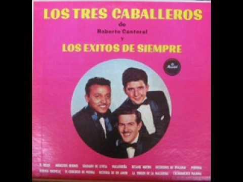 """Los Tres Caballeros """"Quiero Huir De Mi"""""""