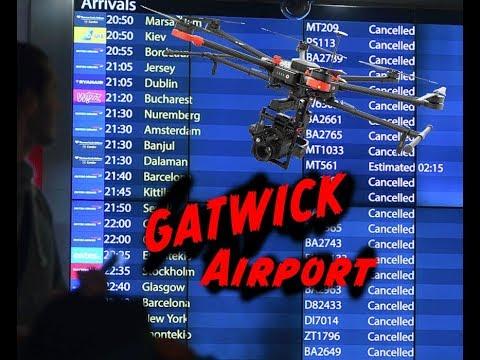 Gatwick Airport Drone fiasco