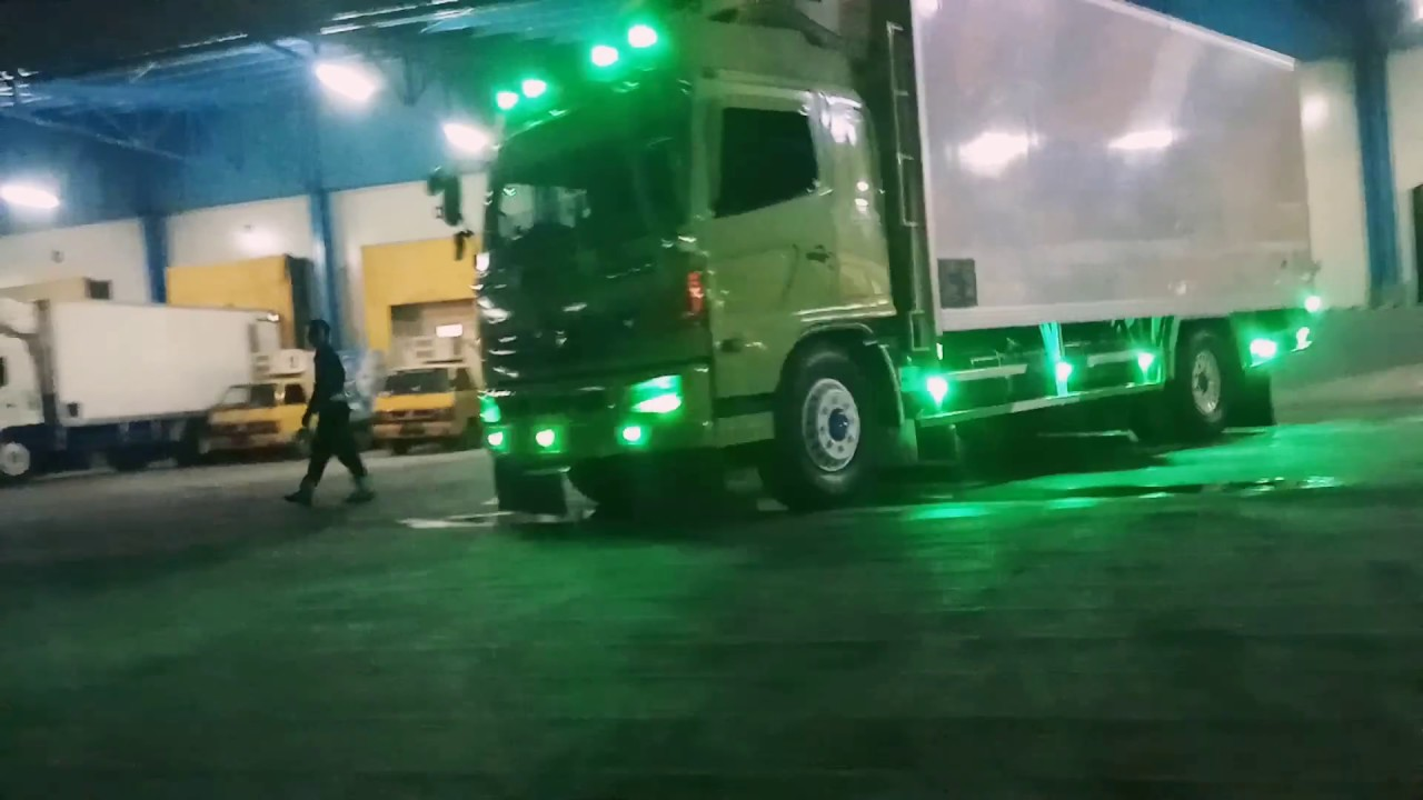 Truck Modif Mgm Thermo King Truck Youtube