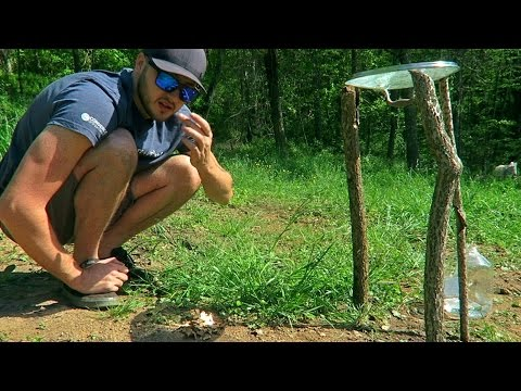 Thumbnail: Survival Fire Starting with a Lid