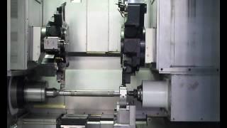 VDF Boehringer Twin Turret CNC Turning Center