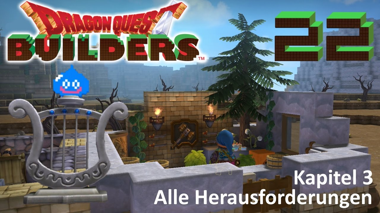 Kapitel 3 alle herausforderungen 22 lets play ger dragon kapitel 3 alle herausforderungen 22 lets play ger dragon quest builders malvernweather Images