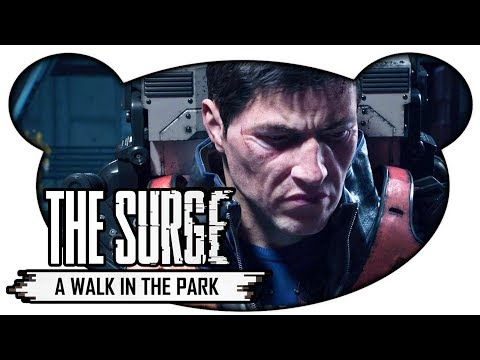 The Surge A Walk in the Park #10 - Carbon Cat | Finale (Let's Play Deutsch Gameplay Bruugar)