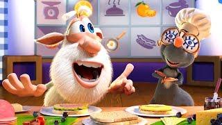 Буба - Серия #40 - Повар: веселая готовка 🍔 - Весёлые мультики для детей - Буба МультТВ