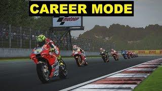 MotoGP Mod 2018 | Career #117 | CATALUNYA | Race 7/18 | Movistar without form!