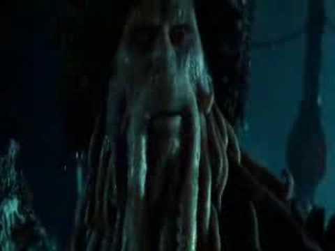 Legend of The Sea {Davy Jones and Calypso}