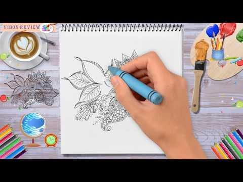 how-to-draw-martial-flower-with-coloring-easy-step-by-step---vibon-review