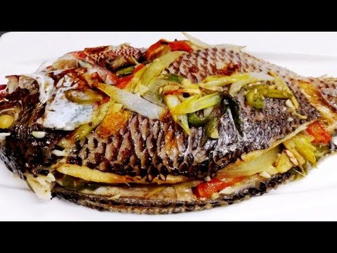 EASY BAKE TILAPIA |  The Restaurants Food