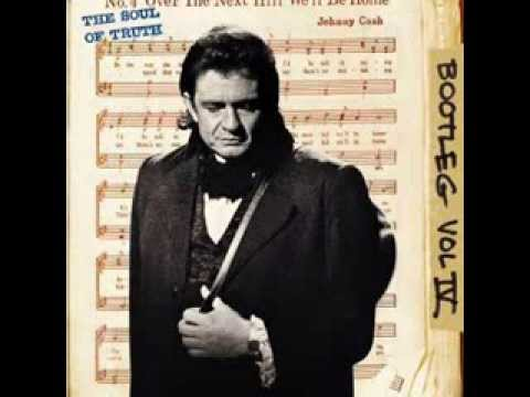 Johnny Cash -  I'm Just an Old Chunk of Coal