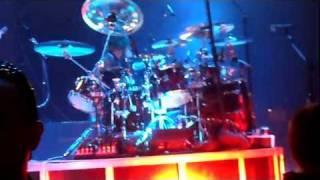 Dual Drum Solo Godsmack Denver Co Mayhem Fest 2011