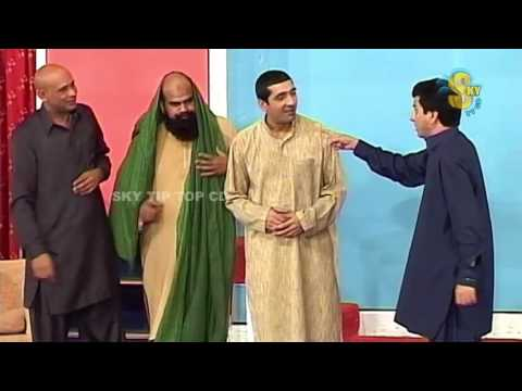 Best of Zafri Khan New Pakistani Stage Drama Full Comedy Clip | Pk Mast