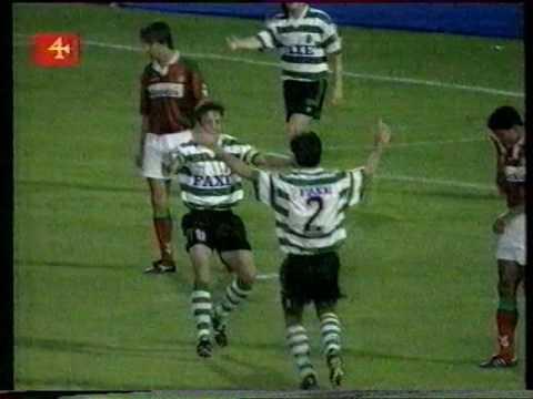 31J :: Marítimo - 2 x Sporting - 1 de 1993/1994