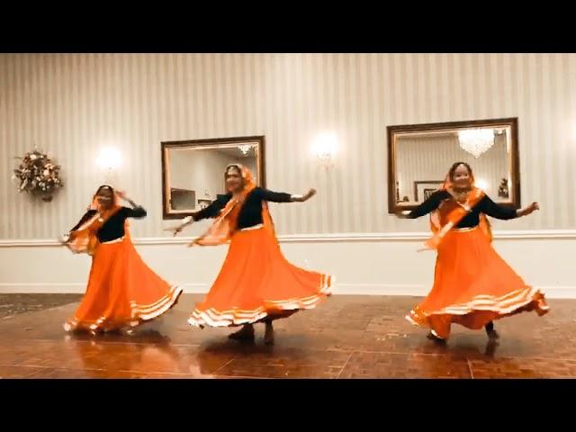 Ghoomar - Students from Saanwee Performings Arts trained by Priti Gupta-Udeshi