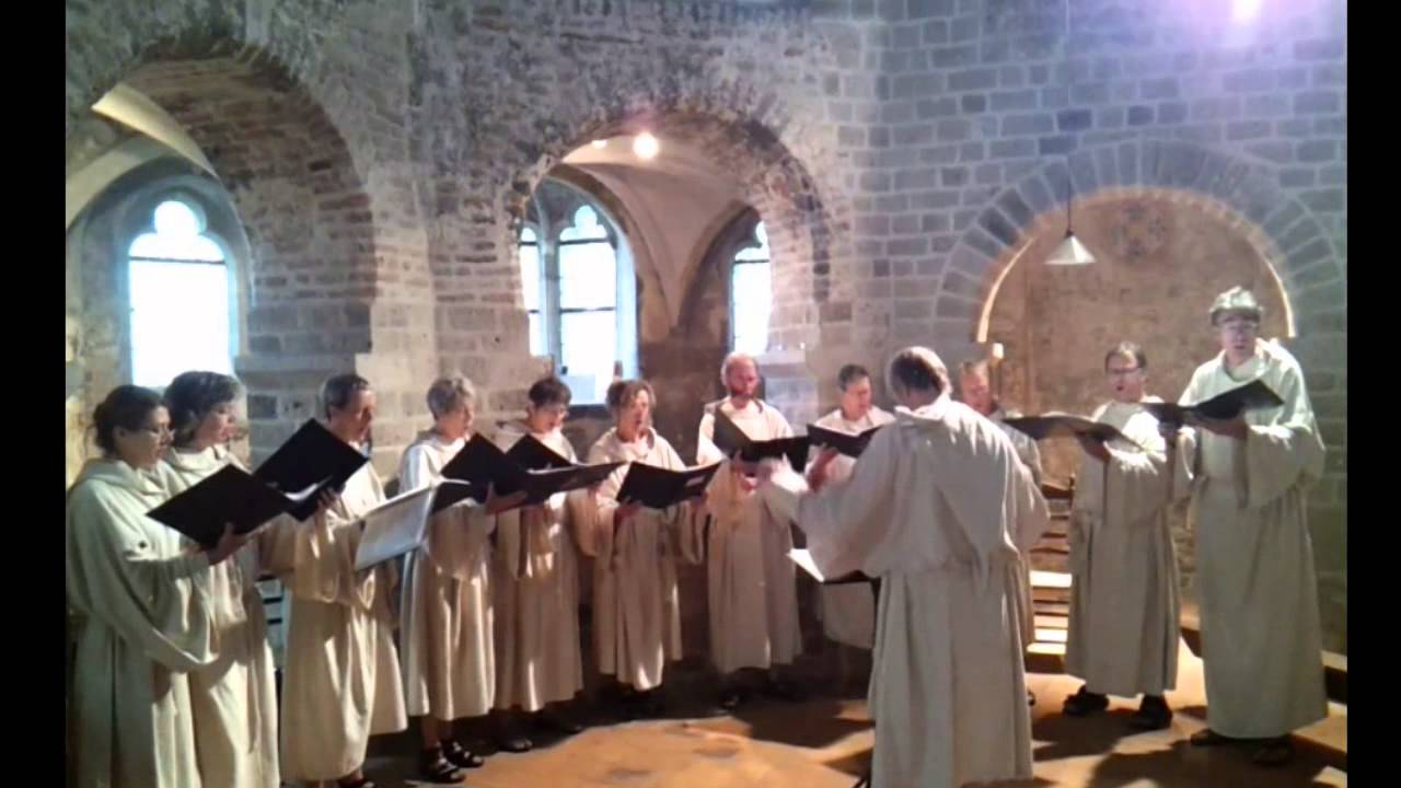 I Bianchi sing Medieval polyphonic music - 2012 Gebroeders van Limburg festival Nijmegen