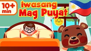 Iwasang Mag Puyat | Flexy Bear Originals Awiting Pamabata Compilation