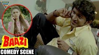 Baazi Movie || Puneeth Rajkumar Hilarious Comedy With Hansika || Puneeth Rajkumar, Hansika
