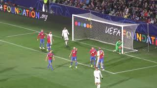 Fc Viktoria Plzen vs. Real Madrid