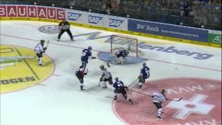 Adler Mannheim vs ERC Ingolstadt - German Ice Hockey League - 19.04.15