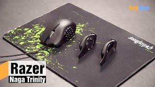 Razer Naga Trinity — обзор игровой мыши