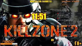 [18+] Шон играет в Killzone 2 - стрим 2 (PS3, 2009)