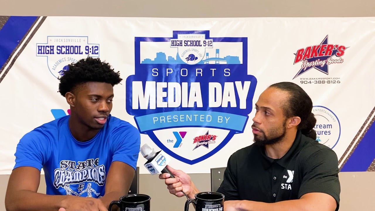 High School 9:12 Sports Media Day 2020