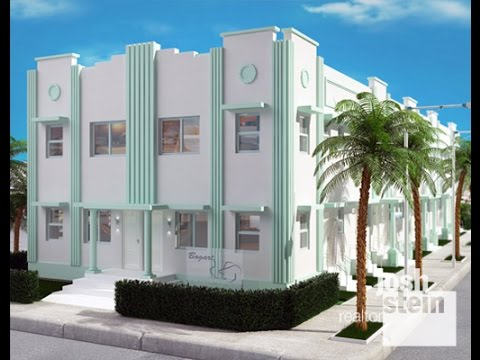 Bogart South Beach Miami S Art Deco New Construction Condos For