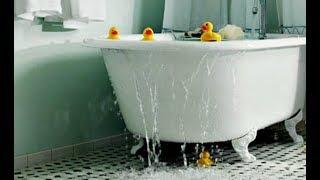 Ремонт перелива в акриловой ванне. Обзор классного смесителя для душа