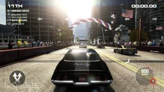 GRID 2 - HD 1080p Gameplay Max Settings - GTX 570