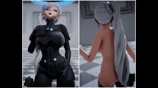 【MMD RWBY】NEW THANG   Gantz Suit   🔥🔞 thumbnail