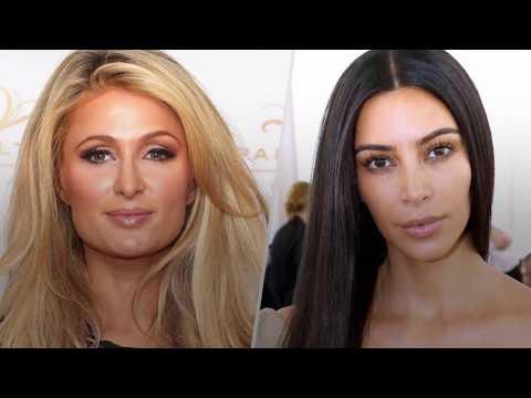 Paris Hilton se convierte en un clon de Kim Kardashian